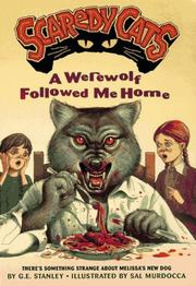 Cover of: A werewolf followed me home