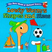 Cover of: Lowly worm
