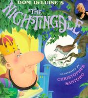 Cover of: Dom DeLuise's the nightingale