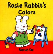 Cover of: Rosie Rabbit's colors