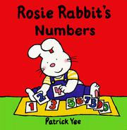 Cover of: Rosie Rabbit's numbers