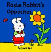 Cover of: Rosie Rabbit Concept Board Books