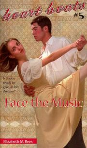 Cover of: Face the music