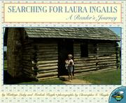 Cover of: Searching for Laura Ingalls: a reader's journey