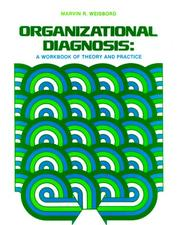 Cover of: Organizational diagnosis