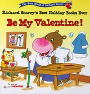 Cover of: Be My Valentine!