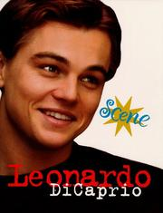 Cover of: Leonardo DiCaprio | Kieran Scott