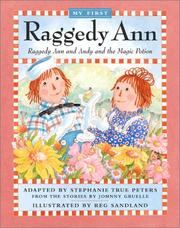 Cover of: My first Raggedy Ann