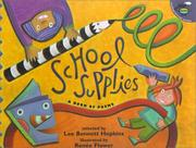 Cover of: School Supplies: A Book of Poems