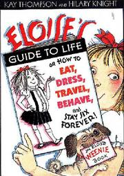 Cover of: Eloise's Guide to Life