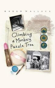 Cover of: Climbing a Monkey Puzzle Tree