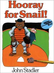 Cover of: Hooray for Snail!