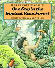 Cover of: One Day in the Tropical Rain Forest