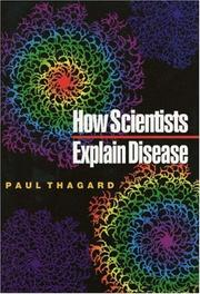 Cover of: How scientists explain disease