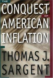 Cover of: The conquest of American inflation