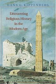 Cover of: Discovering religious history in the modern age