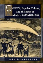 Cover of: Comets, popular culture, and the birth of modern cosmology