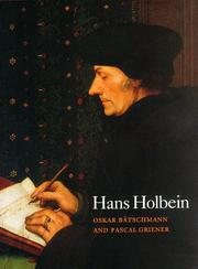 Cover of: Hans Holbein
