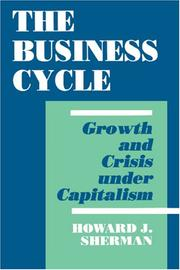 Cover of: The business cycle