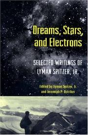 Cover of: Dreams, stars, and electrons