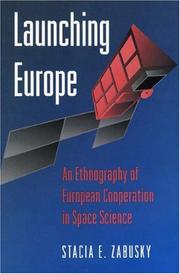 Cover of: Launching Europe