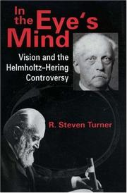In the eye's mind by R. Steven Turner