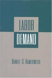 Cover of: Labor demand