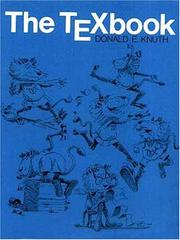 Cover of: The TeXbook