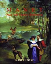 Cover of: Manet and the Family Romance | Nancy Locke