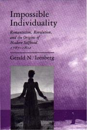 Cover of: Impossible individuality