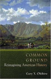 Cover of: Common ground