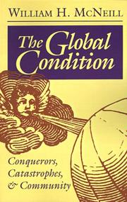 Cover of: The Global Condition | William H. McNeill