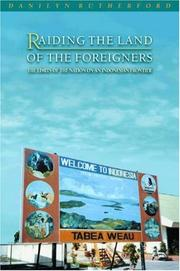 Cover of: Raiding the Land of the Foreigners | Danilyn Rutherford