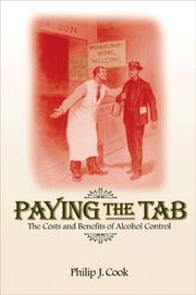 Cover of: Paying the Tab