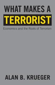Cover of: What makes a terrorist