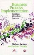 Cover of: Business process implementation | M. A. Jackson