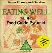 Cover of: Eating well with the food guide pyramid | Kristi M. Thomas, Diane Quagliani