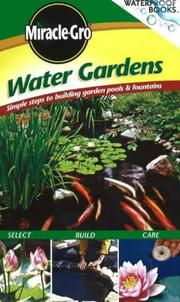 Cover of: Water Gardens |