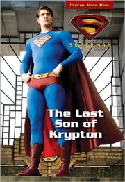 Cover of: The Last Son of Krypton | Brandon T. Snider