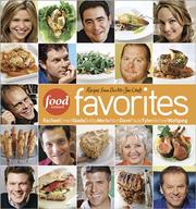 Cover of: Food Network Favorites | Food Network