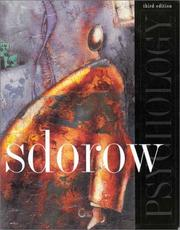 Cover of: Psychology | Lester Sdorow