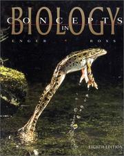 Cover of: Concepts in biology