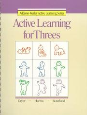 Cover of: Active learning for threes