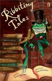 Cover of: Ribbiting Tales | Various