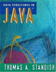 Data structures in Java by Thomas A. Standish