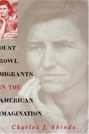 Cover of: Dust bowl migrants in the American imagination