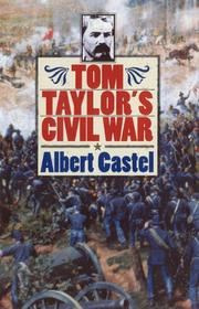 Cover of: Tom Taylor