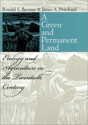 A Green and Permanent Land by Randal S. Beeman, James A. Pritchard