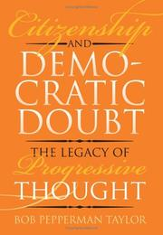 Cover of: Citizenship and Democratic Doubt
