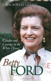 Cover of: Betty Ford